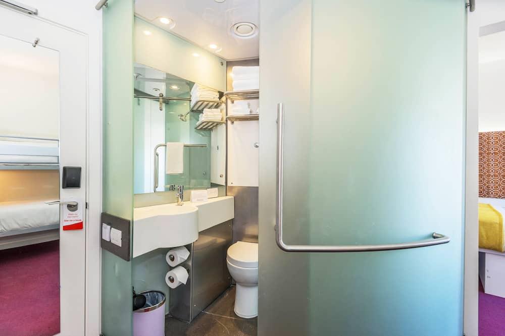 Inner Urban King - Bathroom
