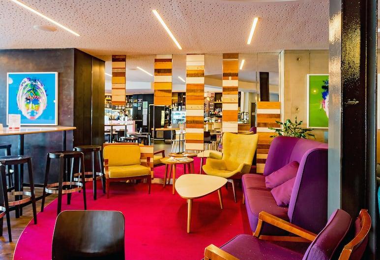 BreakFree on Cashel, Christchurch, Bar Hotel