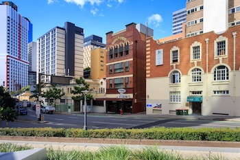 Picture of City Edge Brisbane Hotel in Brisbane