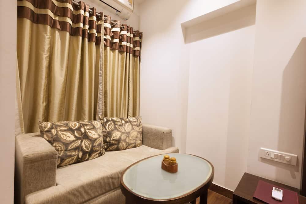 Standaard kamer, 1 twee- of 2 eenpersoonsbedden, 1 tweepersoonsbed - Woonruimte