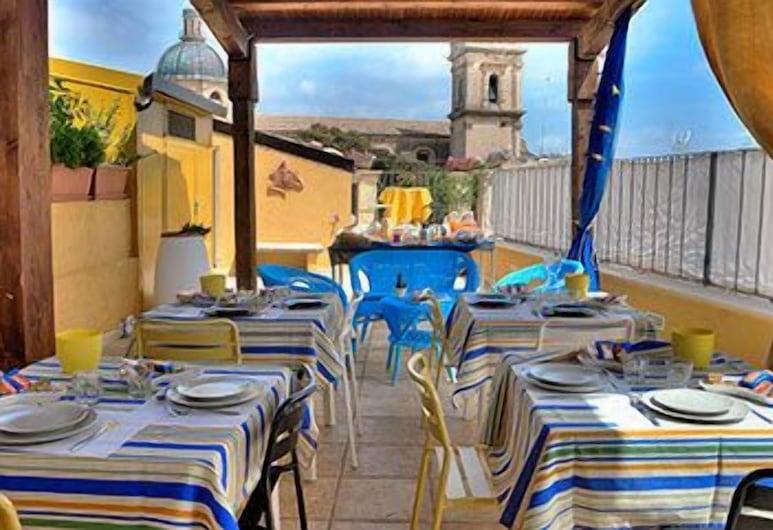 Casa Vacanza BB San Giovanni, Ragusa, Dinerruimte buiten
