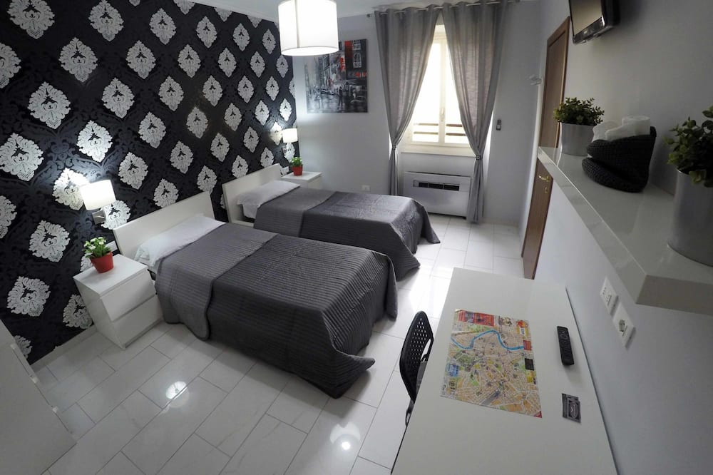 szoba kétszemélyes ággyal - Vendégszoba