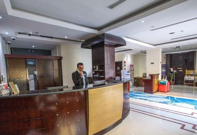 Al Jawhara Metro Hotel, Dubái