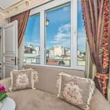 Luxury Penthouse, 1 Bedroom - Living Room