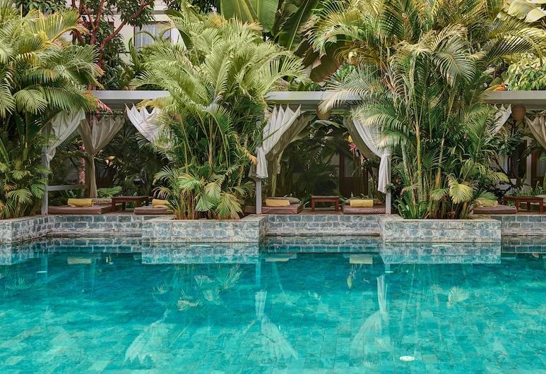 植物園城市度假酒店及 SPA, 金邊, 泳池