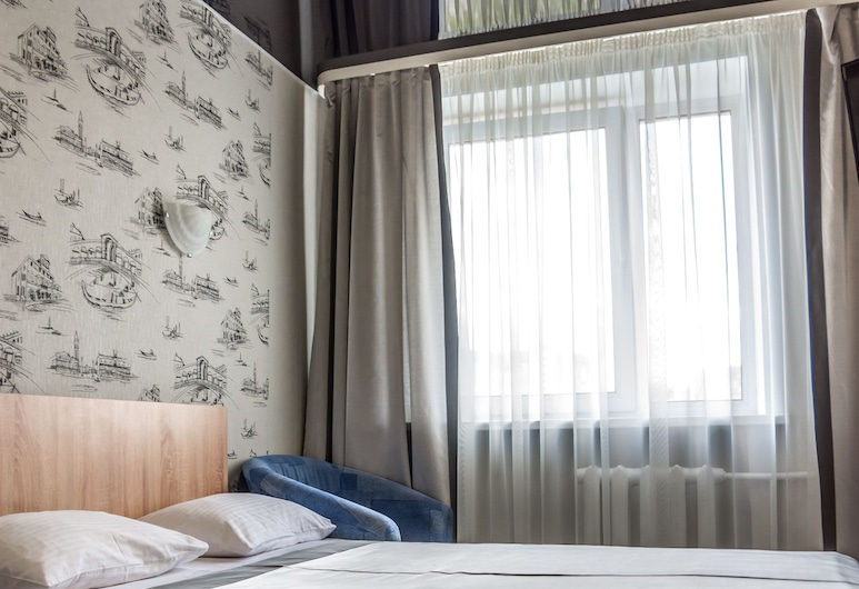 هوتيل توريست غرودنو, جرودنا, غرفة مريحة للاستخدام الفردي, غرفة نزلاء