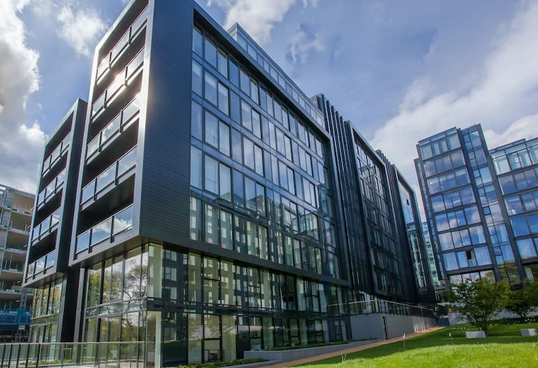 My-Quartermile Apartments, Edinburgh, Exterior