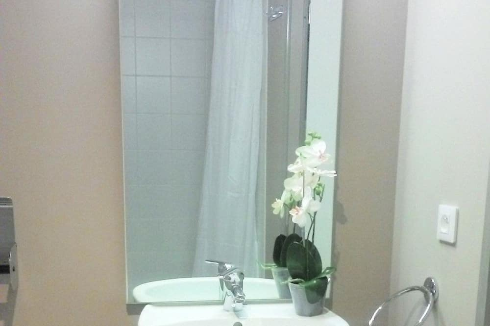 Standard Studio, Kitchenette - Bathroom