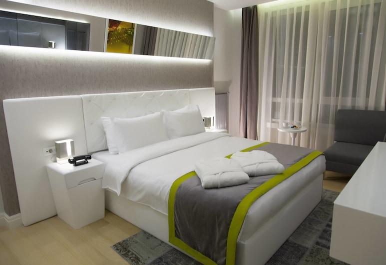 The Leos Residence, İstanbul, Premium Apart Daire, 2 Yatak Odası, Oda
