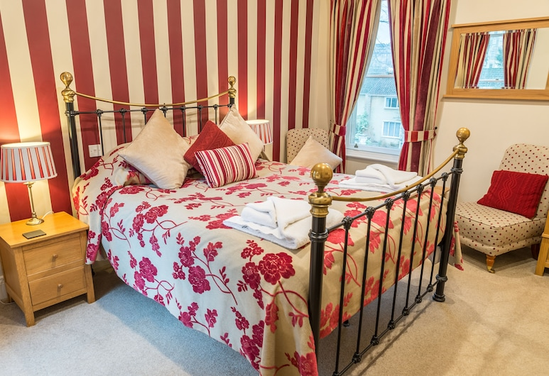 Chestnuts House, Bath, Superior Double Room, Guest Room