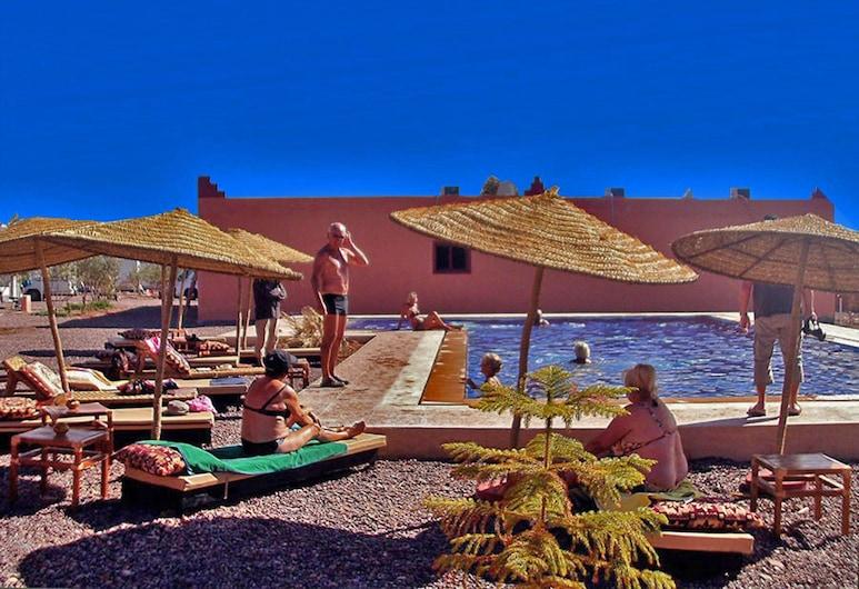 L´Escale de Ouarzazate, Tarmigt, Outdoor Pool