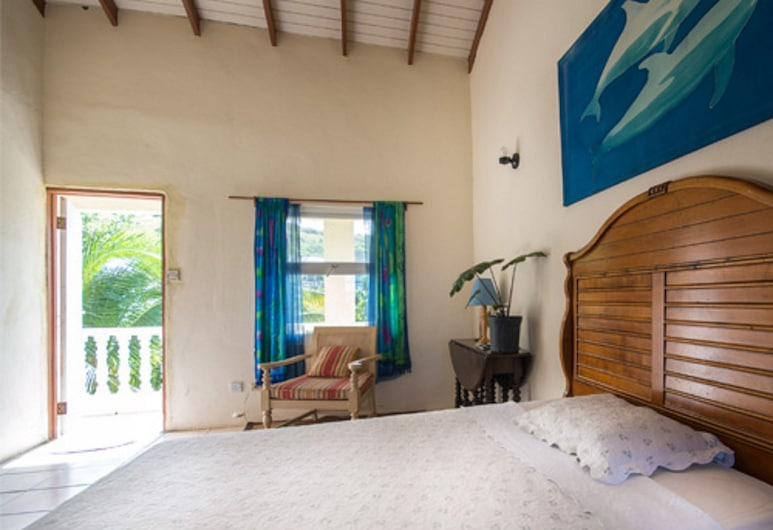 Culture House, Basseterre, Basic Room, Ocean View, Guest Room