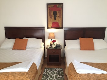 תמונה של Hotel La Posada del Angel בסן סלבדור