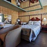 Kamar Romantis, 1 Tempat Tidur Double, jet tub - Kamar Tamu