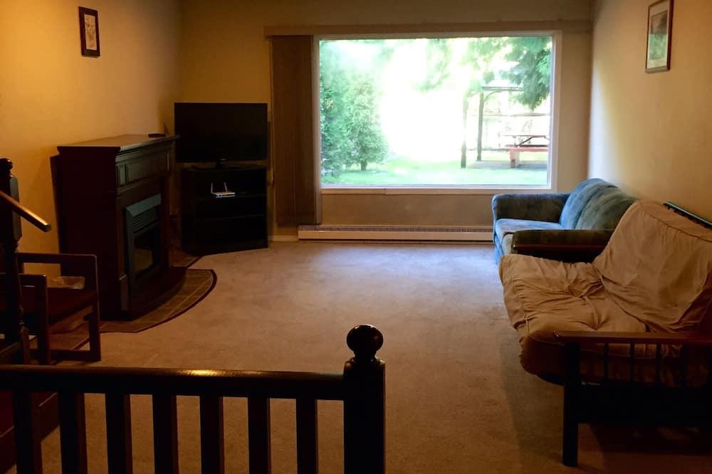 小屋, 3 間臥室, 廚房 - 客廳