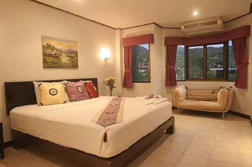 ห้องซูพีเรีย, เตียงคิงไซส์ 1 เตียง - วิวภูเขา