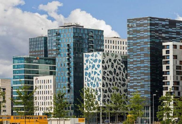 BJØRVIKA APARTMENTS, Opera Area, Oslo city center, Oslo