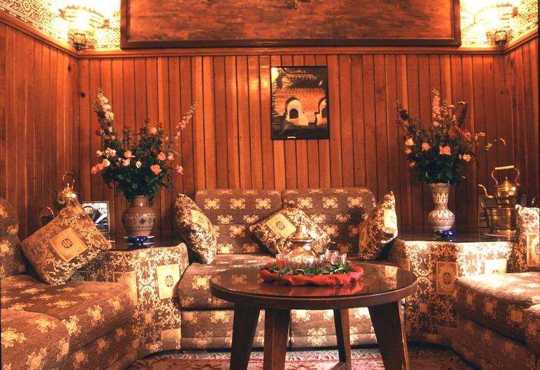 Hotel Du Pacha, Marrakesh, Salottino della hall
