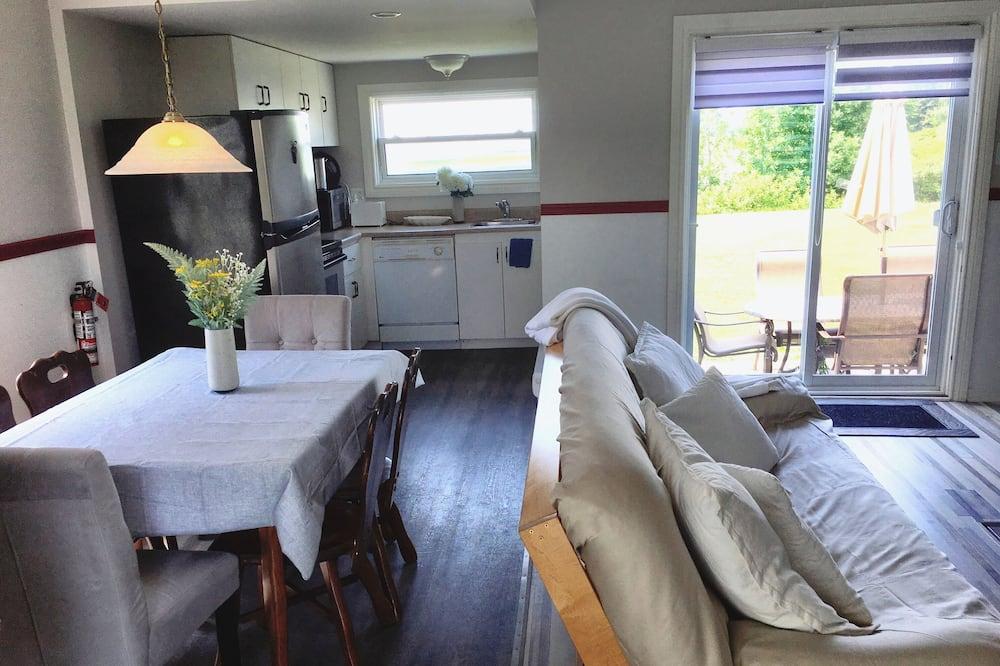 Suite familiar, cocina - Sala de estar