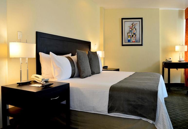 Misión Express Pachuca, Pachuca, Habitación, 1 cama King size (Preferencial), Habitación