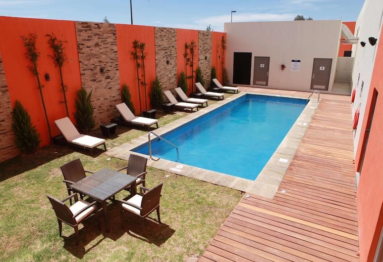 Hampton Inn & Suites by Hilton Aguascalientes, Aguascalientes, Pool
