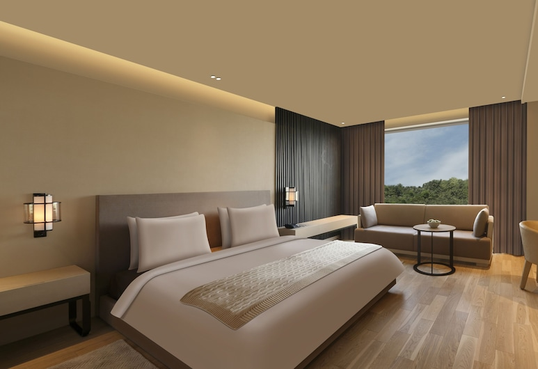 Roseate House, New Delhi, Executive Suite, Guest Room