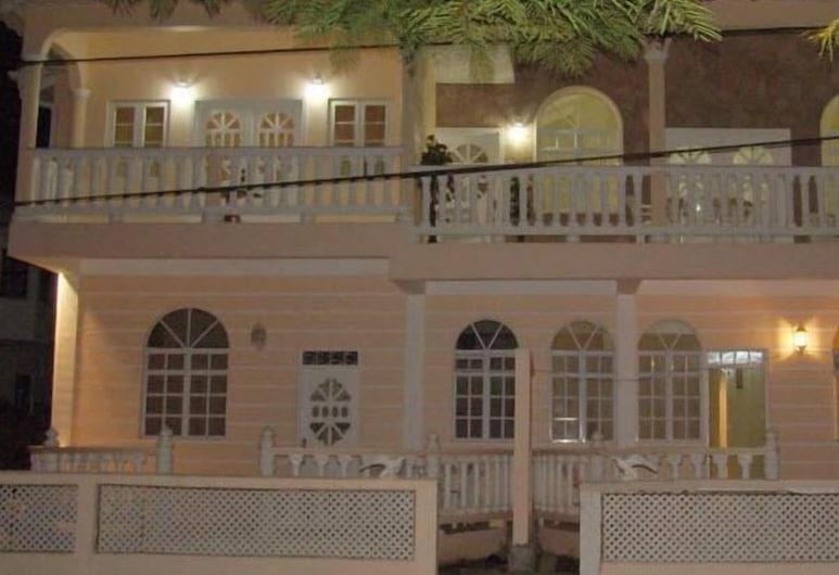 Alfred's Diamond Villa, Soufriere