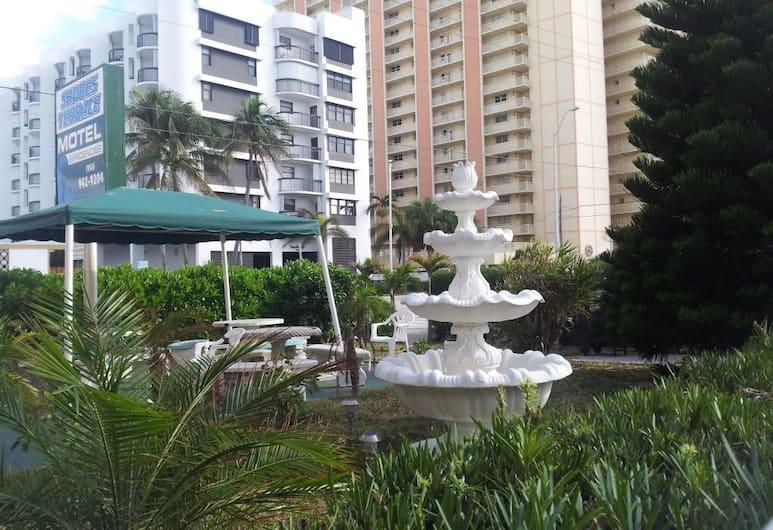 Shores Terrace, Pompano Beach, Gaļas cepšanas/pikniku zona