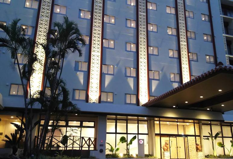 那霸中央水療社區酒店, 那霸, 外觀