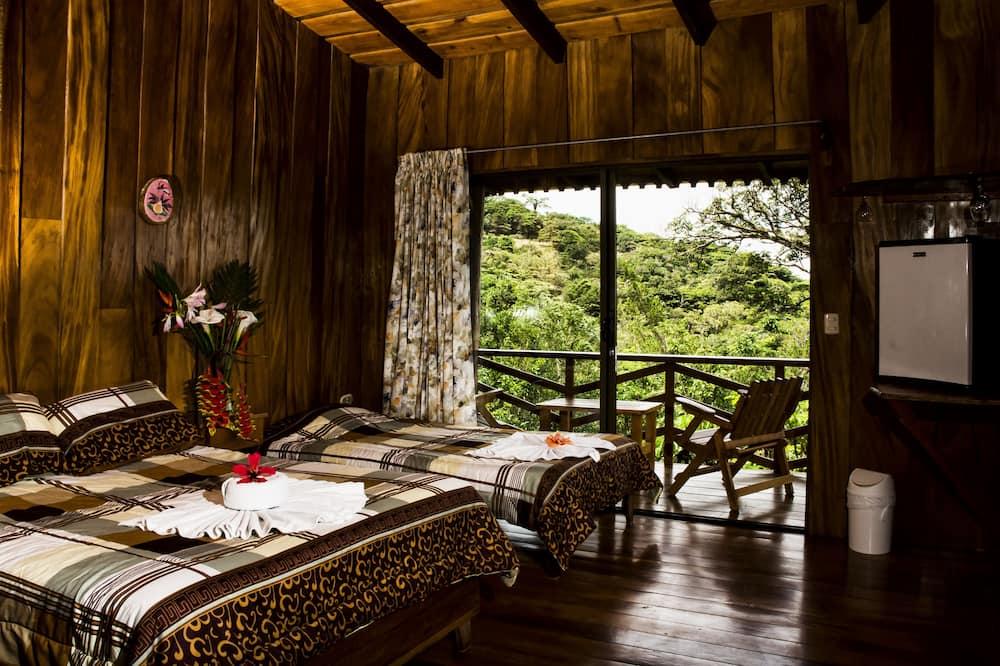 Kamar Romantis, 1 kamar tidur, pemandangan samudra, tepi gunung - Foto Unggulan