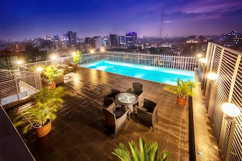 Dhaka bölgesindeki Long Beach Suites Dhaka resmi