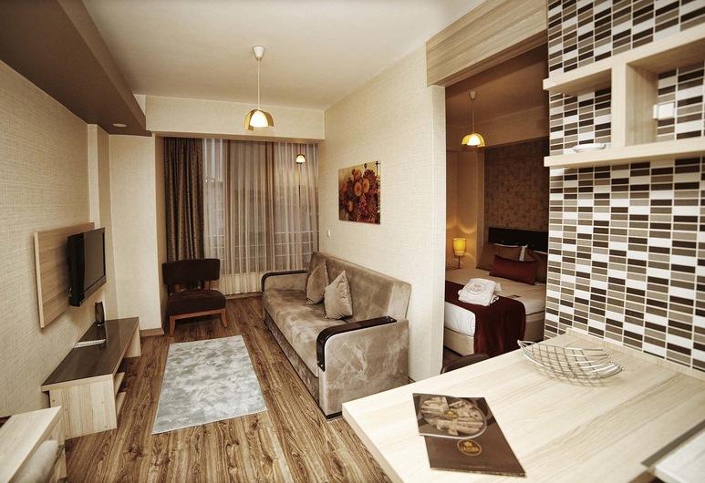 لا فلورا هاوس أوتل, Izmit, غرفة كلاسيكية مزدوجة أو بسريرين منفصلين, بار الفندق