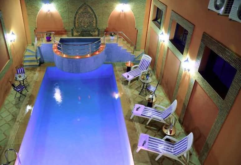 愛斯福住宅公寓酒店, 馬拉喀什, 室內泳池