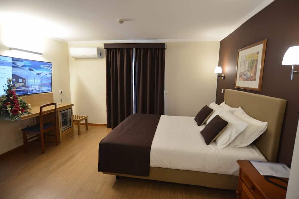 Chambre Double ou avec lits jumeaux, vue montagne - Chambre