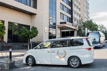 Foto van Bomo Nairi Hotel in Yerevan