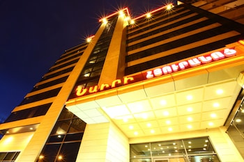 Foto van Nairi Hotel in Yerevan