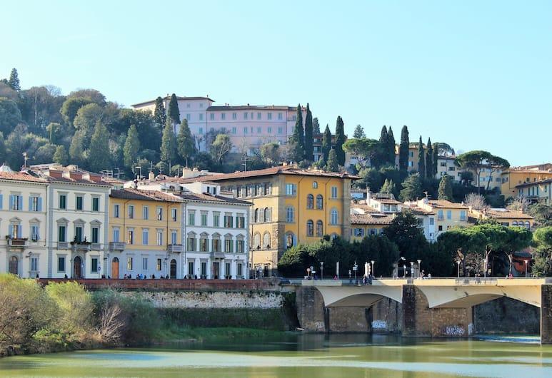 Residenza Marchesi Pontenani, Florence, Buitenkant