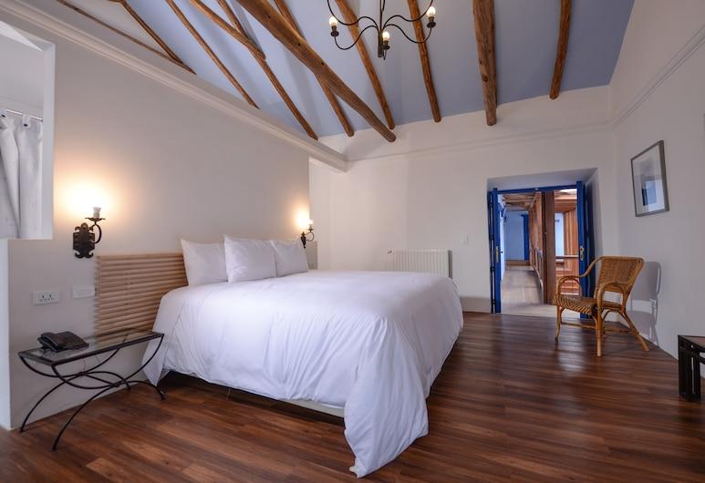 Quinta San Blas by Ananay Hotels, Cusco, Suite Júnior, Banheira, Quarto