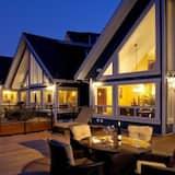 Puhkemaja, 2 magamistoaga, köögiga (Beach Club) - Terrass
