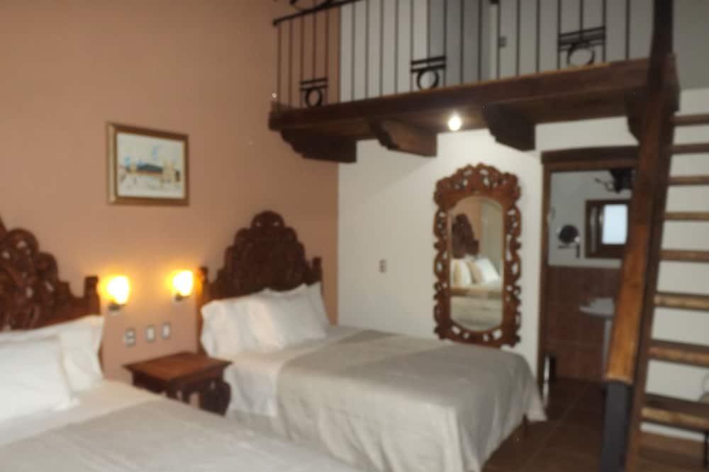 Familienstudio, 1 Schlafzimmer - Wohnbereich