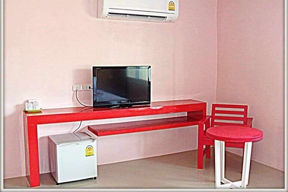 豪華雙人房 - 小型雪櫃
