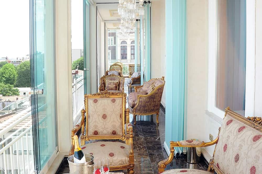 Junior Suite, Accessible, Sea View - Balcony