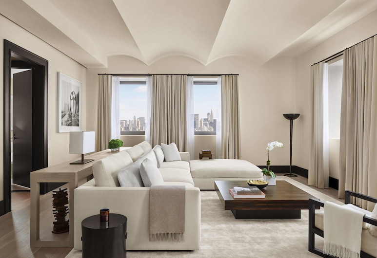 The New York EDITION, New York, Suite, 1 Bedroom, City View, Guest Room