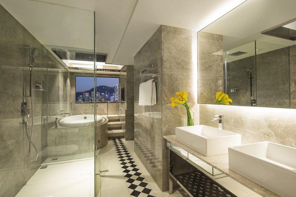 香港寶御酒店, 九龍, 總統套房, 浴室