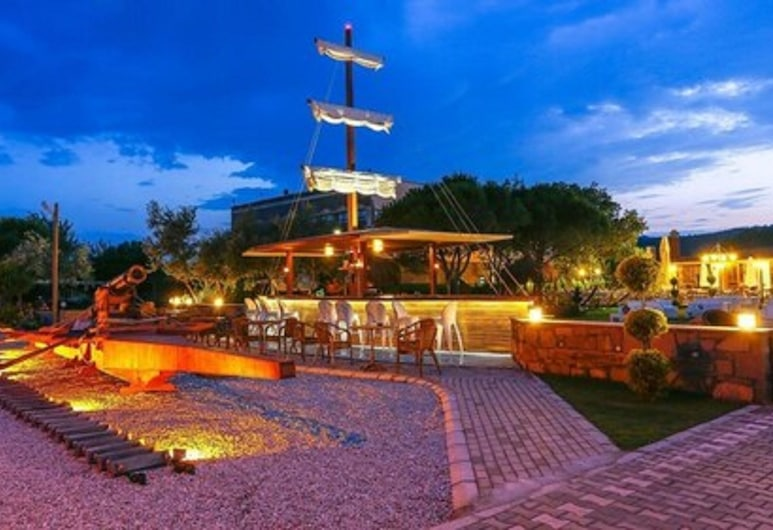 Assos Barbarossa Hotel - Special Class, Ayvacik, Bar del hotel