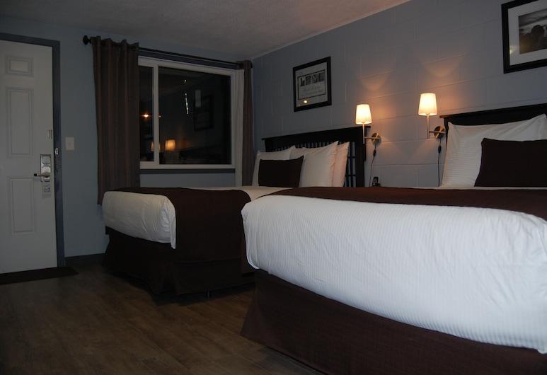 ريست إن, تراس, غرفة مزدوجة - سريران مزدوجان, غرفة نزلاء