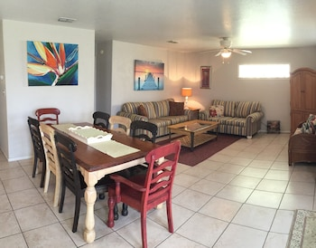 Picture of Jupiter Beach House Vacation Rental in South Padre Island