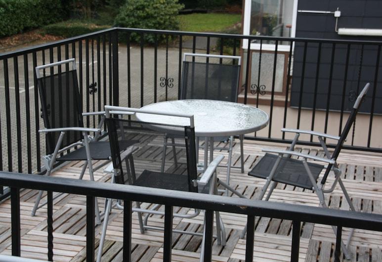 Platinium Hotel Aachen, Aachen, Habitación estándar con 1 cama doble o 2 individuales, para no fumadores, Terraza o patio