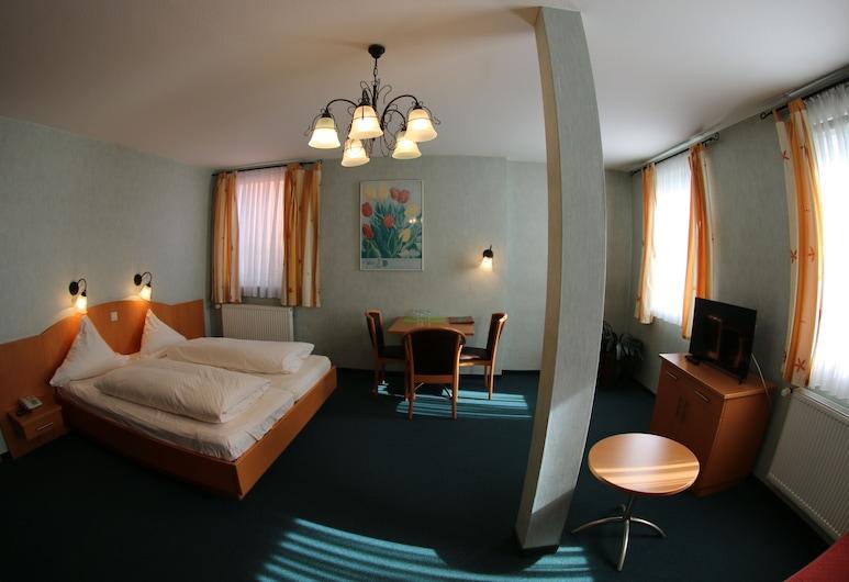 Pension Palmengarten, Nuremberg, Triple Room, Guest Room