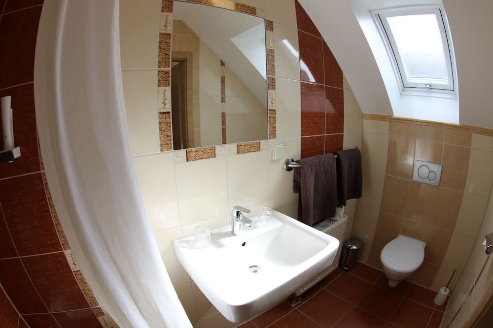 Habitación doble estándar, 1 cama King size, para no fumadores - Baño